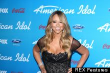 Oops! Mariah Carey Puts Underwear On Show In Totally See-Through Lace Dress