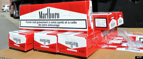 Menthol cigarettes More UK