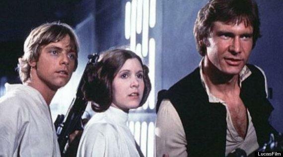 nueva película guerra galaxias