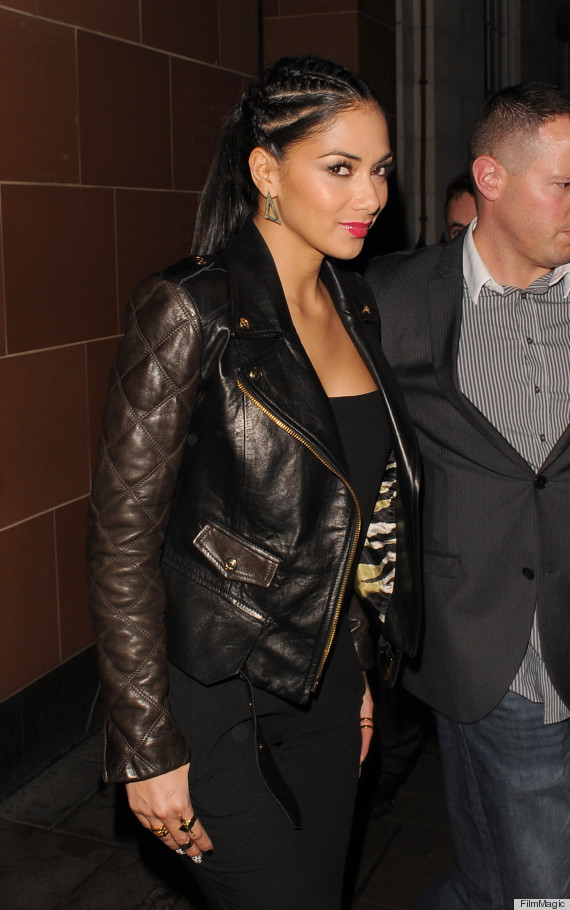 Nicole Scherzinger S Cornrows Might Be Another Style