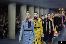 C'est Tout: One Last Look At Paris Fashion Week