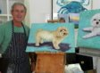 George W. Bush Painted A Cat And The Internet Is Excited About It