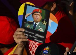 Chefs d'État et foule canalisée pour les funérailles de Chavez