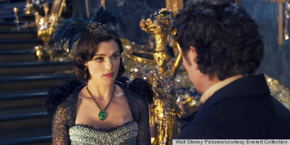 oz the great and powerful beauty