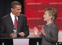 Obama And Clinton In Dead Heat