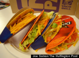 Taste Test: Which Doritos Locos Taco Is The Best