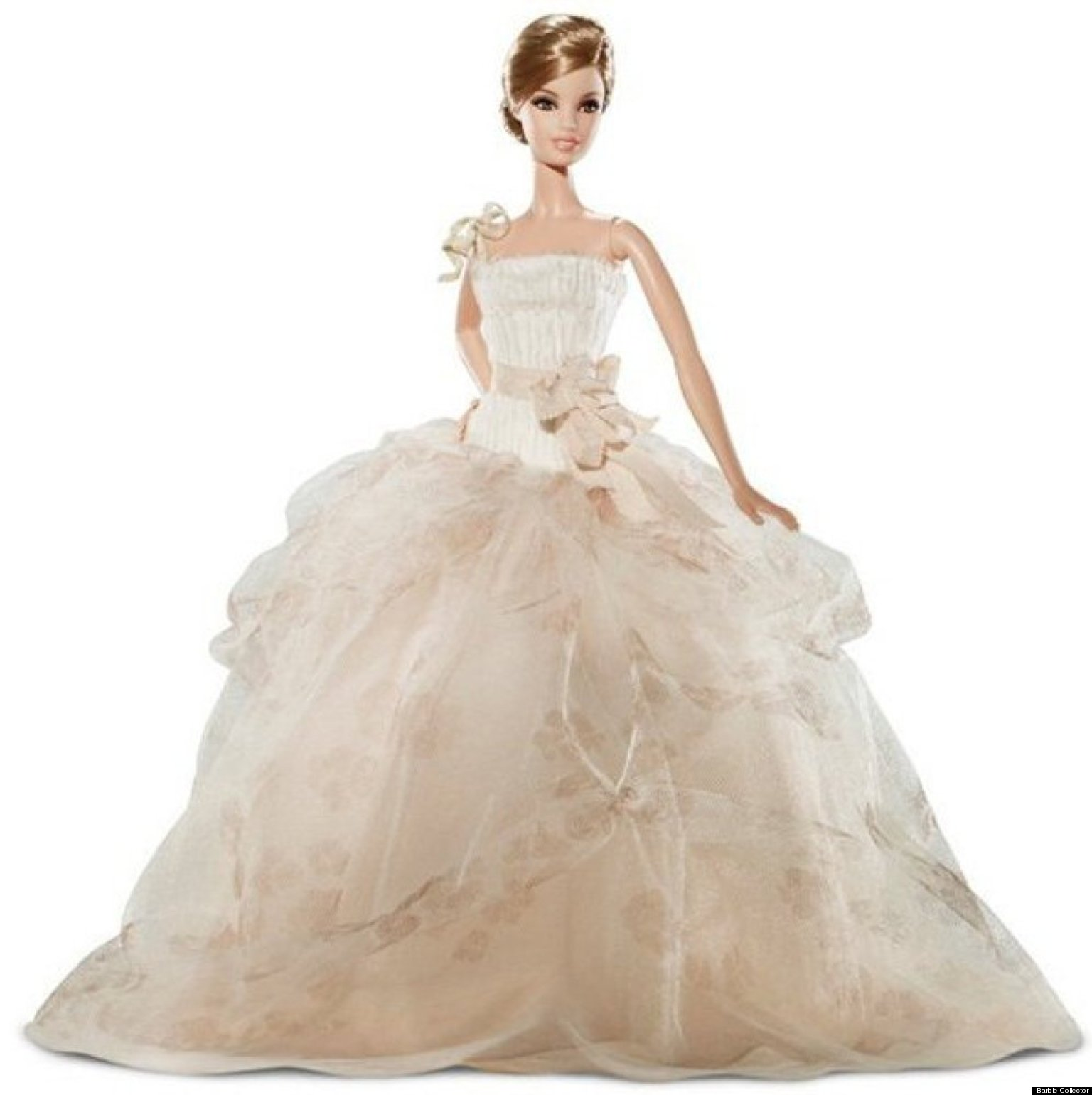 Our Favorite Wedding Barbies