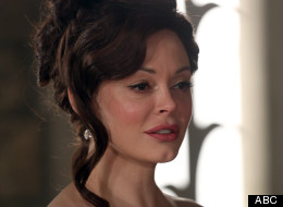 Rose McGowan Brings The Drama To 'Once Upon A Time'