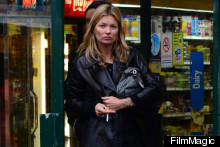 Street Style: Kate Moss In London