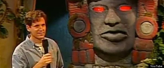 LEGENDS OF THE HIDDEN TEMPLE TELL ALL