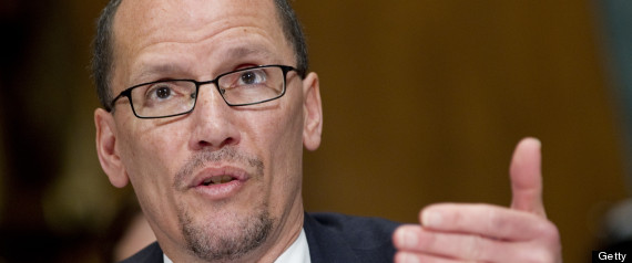 Thomas Perez Labor Secretary