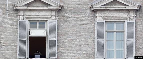 Conclave 2013 ultima domenica senza angelus la finestra - Finestra del papa ...