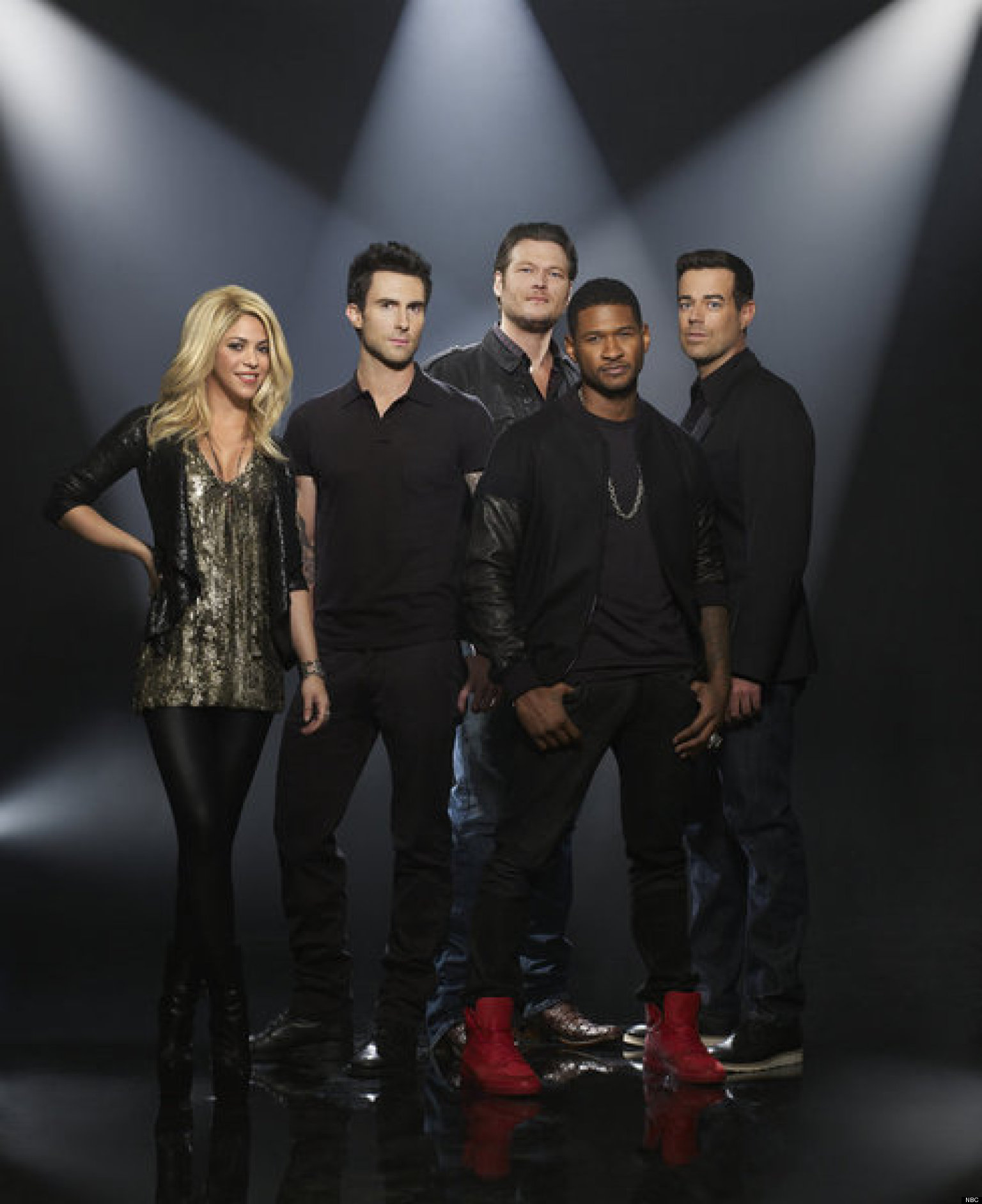 'The Voice': New Coaches And Season 4 Talent Preview ...