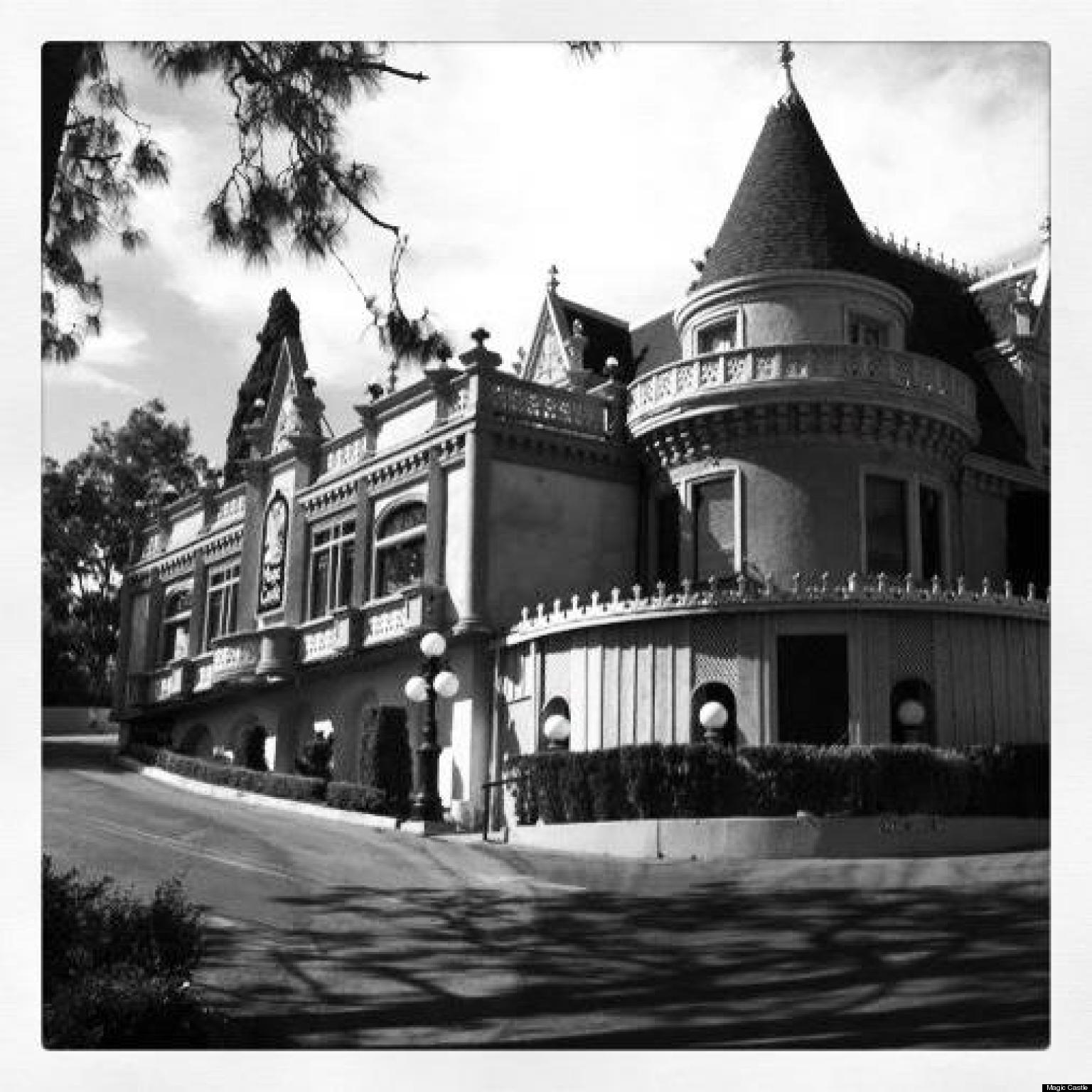 The Amazing History Of The Magic Castle