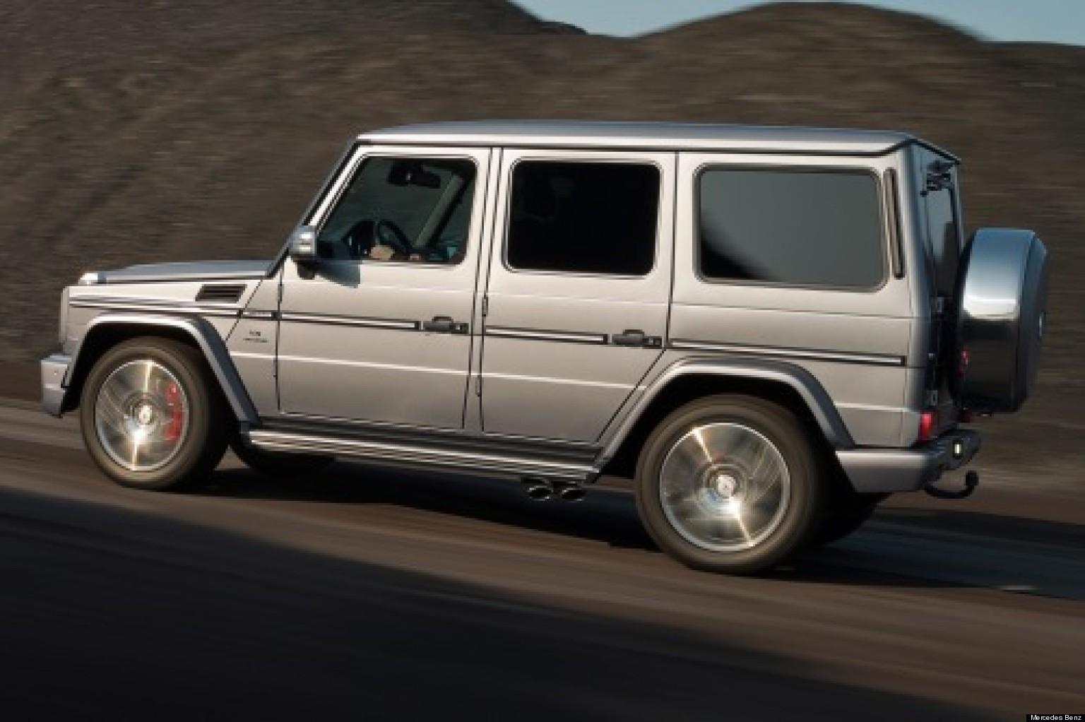 Conoce el mercedes benz g class huffpost for Mercedes benz gclass