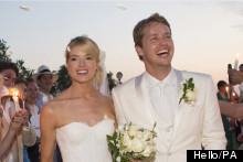 FIRST LOOK: Sam Branson And Isabella Calthorpe's Wedding Pics