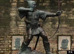 Robin Hood Was 'Freedom Fighter Attacking The French'