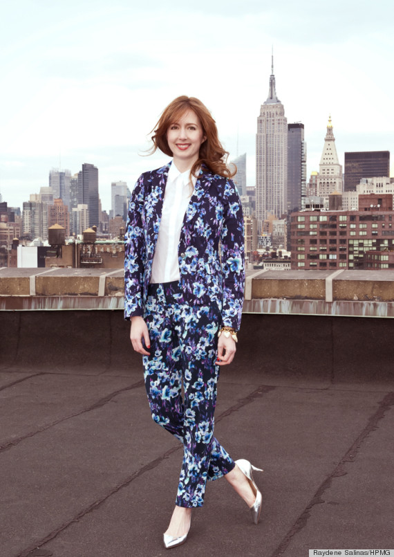 women s new power suits are one way to lean in photos huffpost life