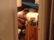 Roommate Plays Guitar Badly, Gets Angry (VIDEO)