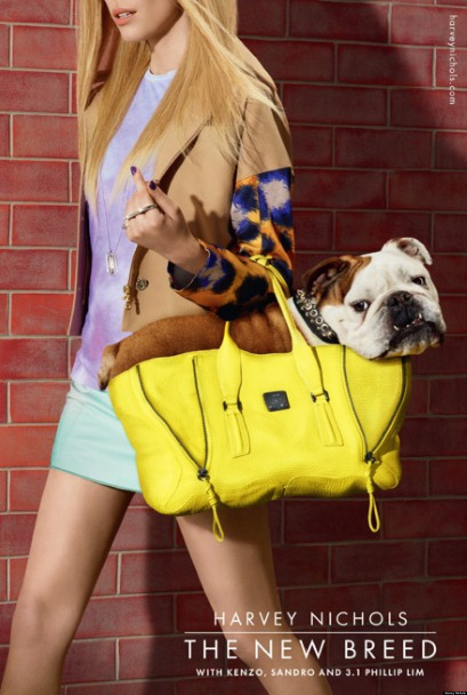 Harvey Nichols Sued By Barrister Marianne Perkins For