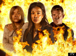 'Corrie' Fire Sets Ratings Ablaze
