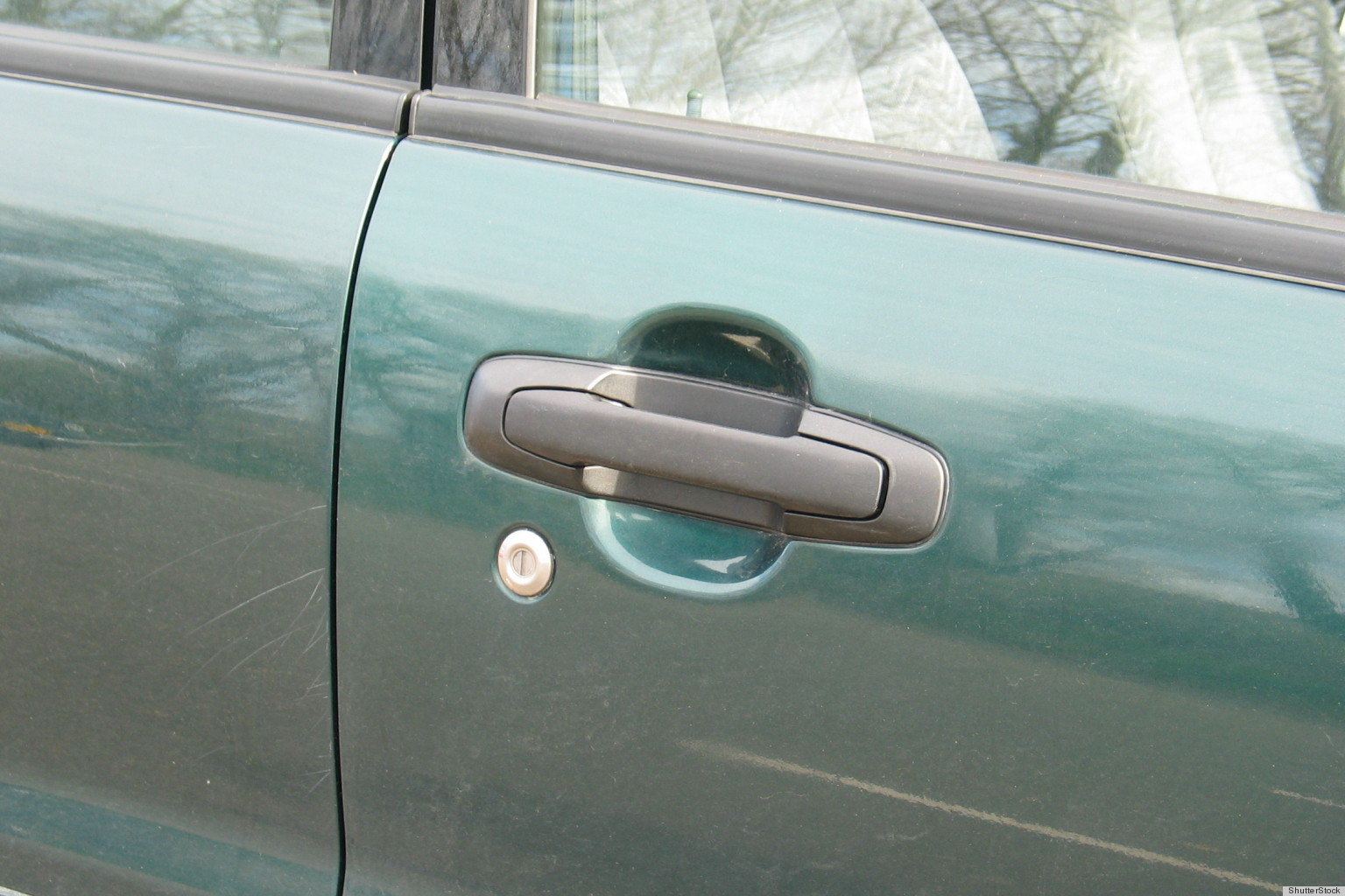 Protect Your Car Door From Hitting The Garage Wall Using