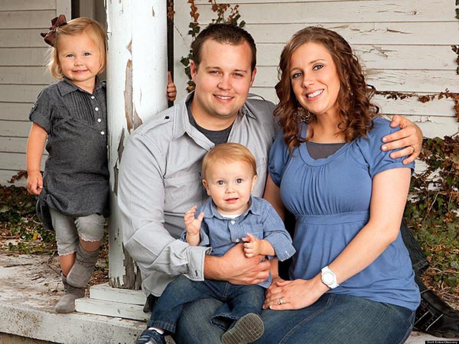 Duggar Baby: Josh And Anna Expecting A Boy