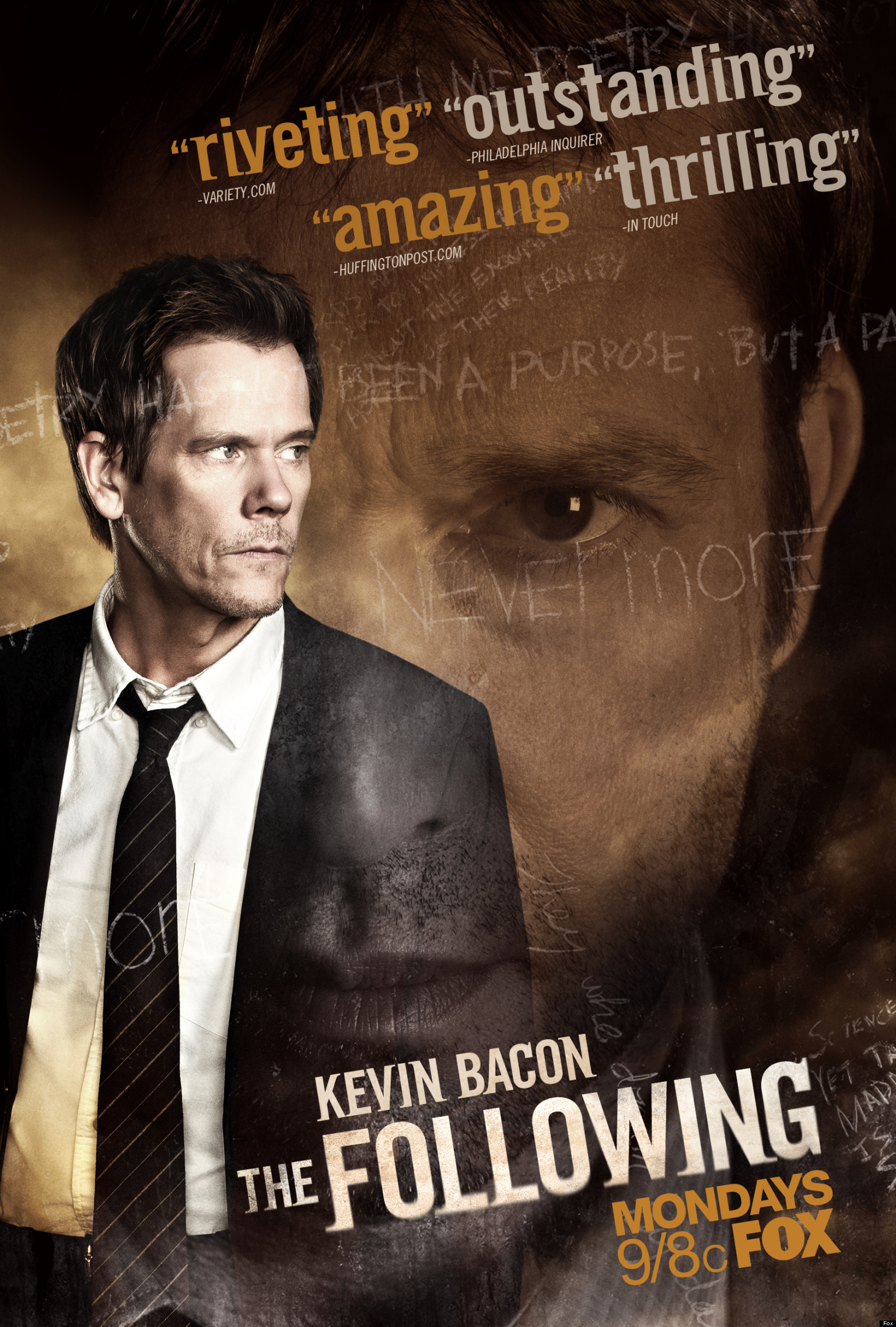 The following kevin bacon featured in new creepy key art photo