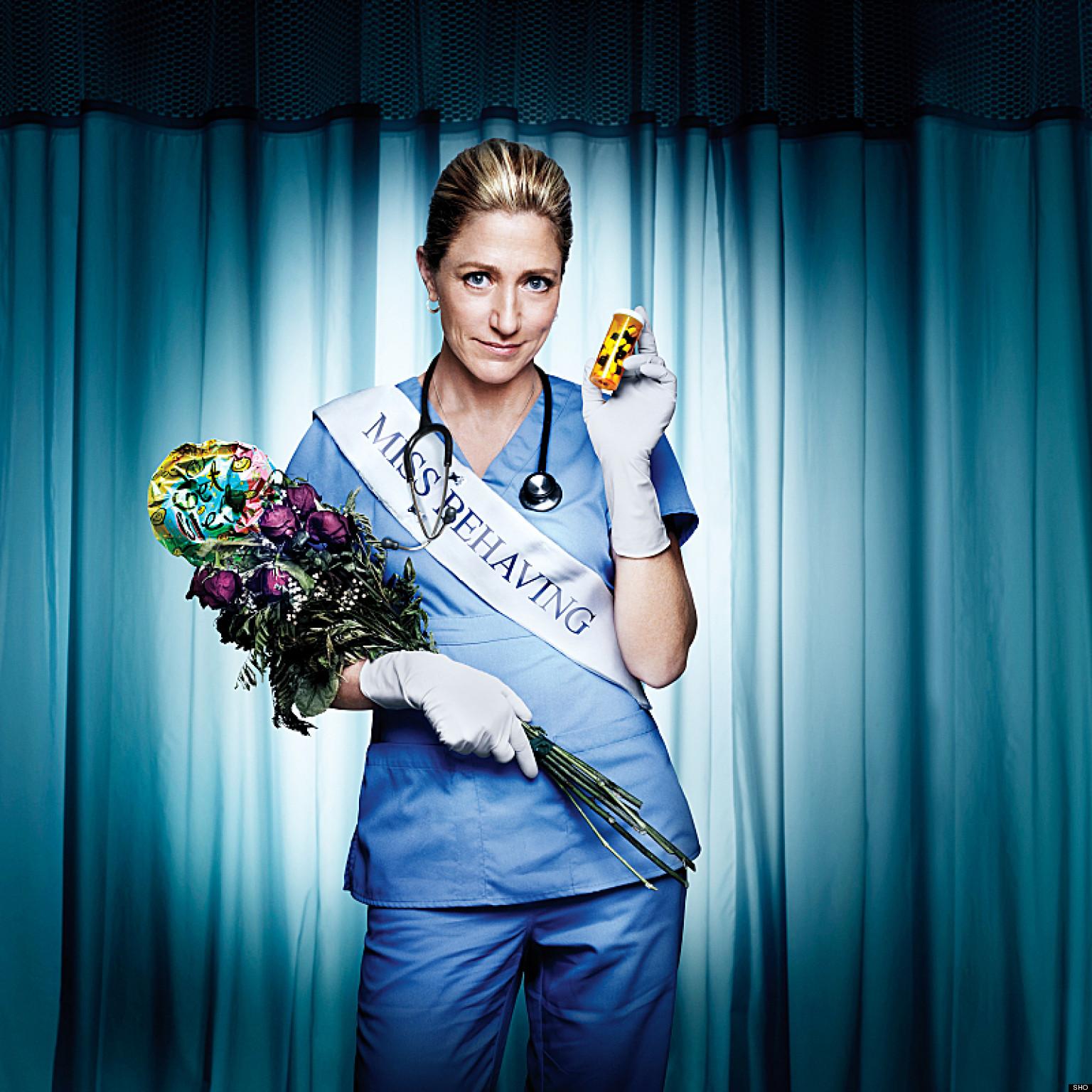 Nurse Jackie Season 5 Trailer Jackie S Sober And