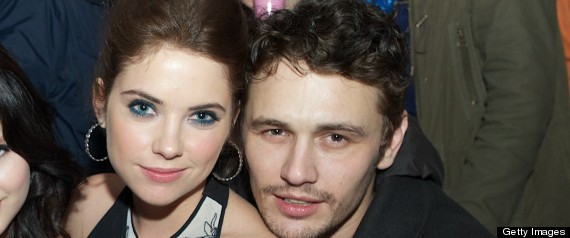 James Franco, Ashley Benson Spotted Holding Hands At ...