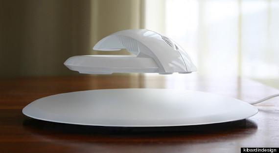 levitating mouse