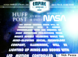 NASA And HuffPost Present: A 2013 Space Odyssey At SXSW (FREE PARTY)