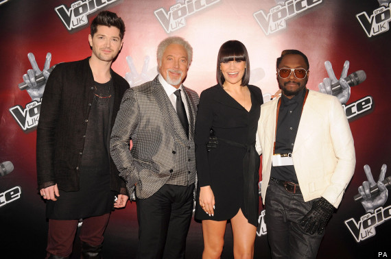 the voice series 2The Voice Judges 2013 Names