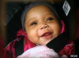 Jonylah Watkins Dies Baby Shot Dead Chicago
