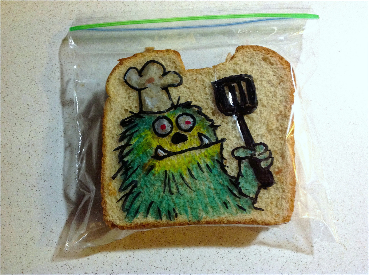 david laferriere sandwich art