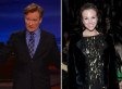 Conan Reacts To Elisabeth Hasselbeck NOT Leaving 'The View' (VIDEO)