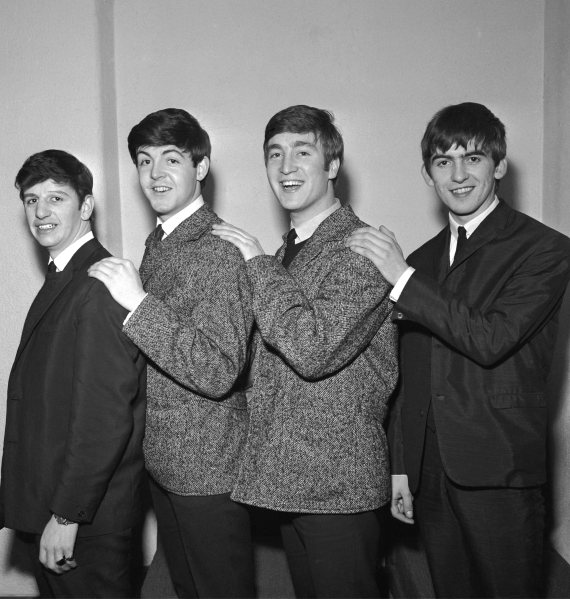 an analysis of the band members of the beatles The scientists then used the algorithm to analyze songs from each of the 13   the algorithm determined that songs on the beatles' first album,.