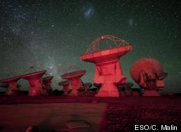 New Telescope To Get Unprecedented Glimpse Of Star Birth