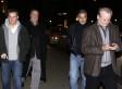 Matt Damon, George Clooney, John Goodman And Bill Murray Head To Dinner In Berlin (PHOTO)