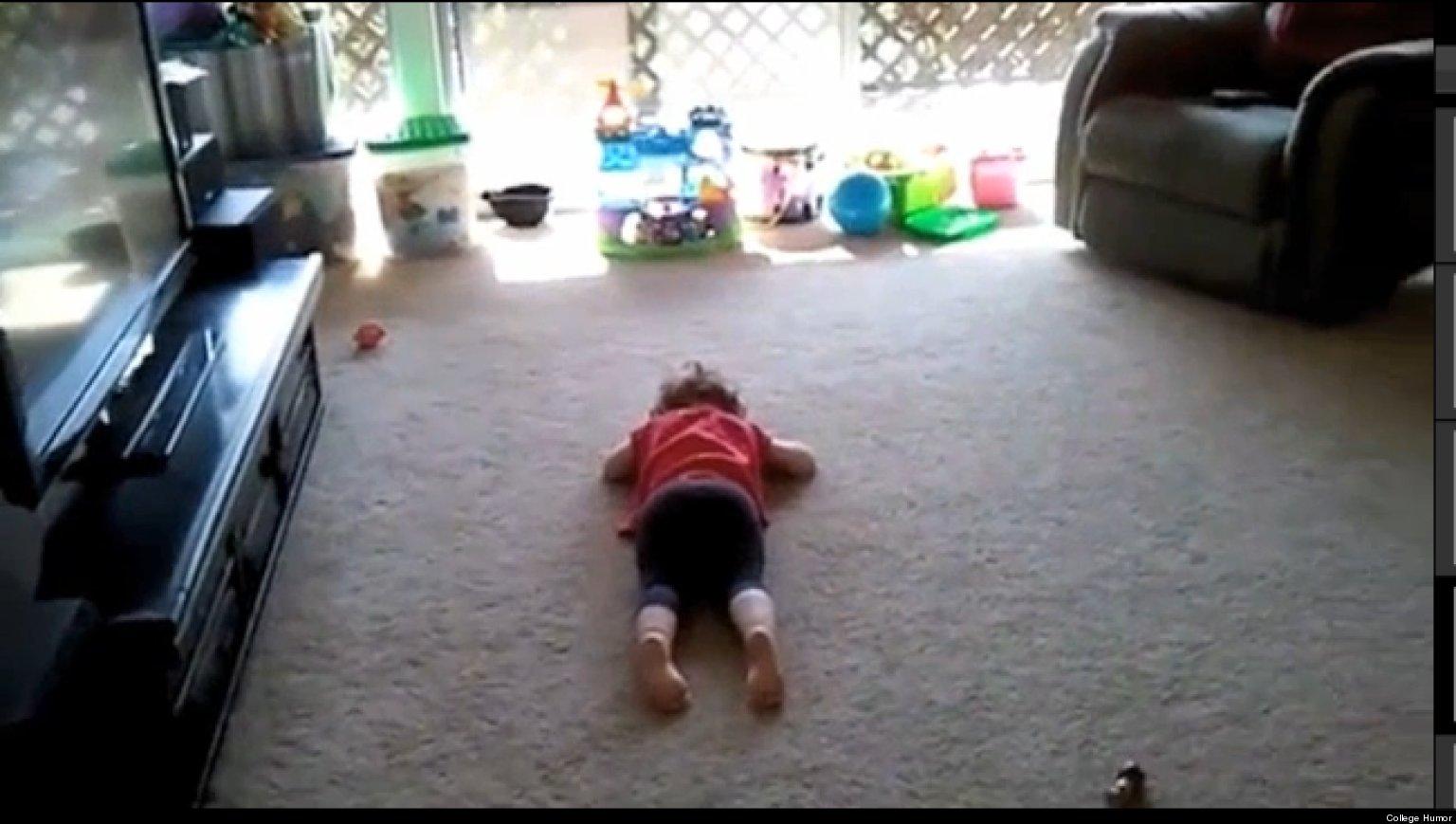 Hide Seek Kids: Kids Are Terrible At Hide And Seek (VIDEO)