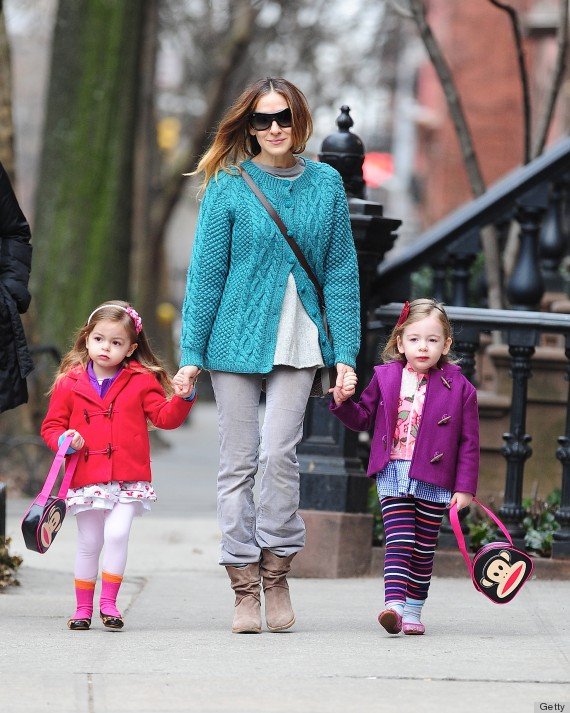 Why celebrity kids style is so much cooler than their parents