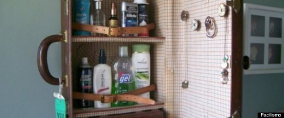 Ideas originales para reciclar en casa 29 cosas que nunca - Cosas del hogar de segunda mano ...