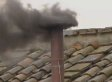 Black Smoke At Sistine Chapel: No Pope Elected