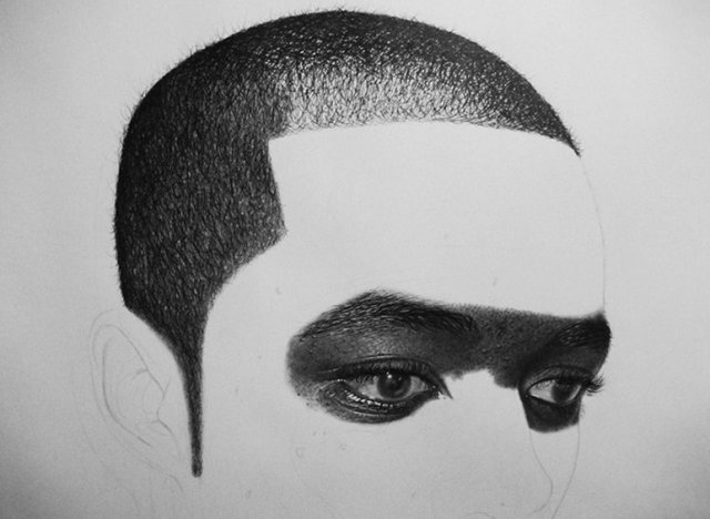 Drawing With Graphite Pencils -- The Process?