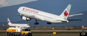 AIR CANADA EXECUTIVE PAY FREEZE PENSIONS