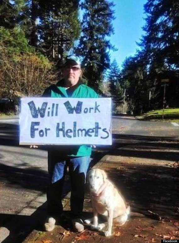 will work for helmets