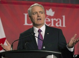 Why Didn't Marc Garneau Take His Own Advice?