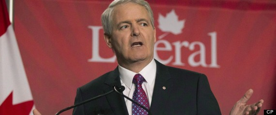 Marc Garneau Drops Out