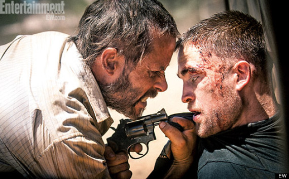 robert pattinson the rover