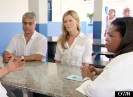 WATCH: A Family Experiences John Of God's 'Spiritual Surgery'